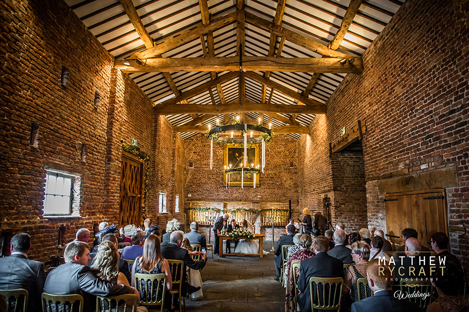 The Tithe Barn Meols Hall