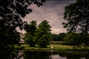 Scott & Alison, Knowsley Hall