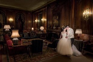 Michael & Kirsty, Knowsley Hall