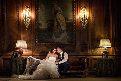 Michelle & Ian, Knowsley Hall