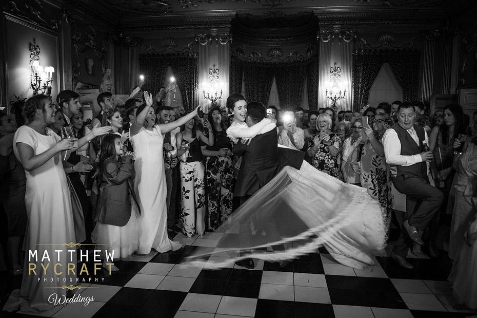 First Dance Knowsley Hall