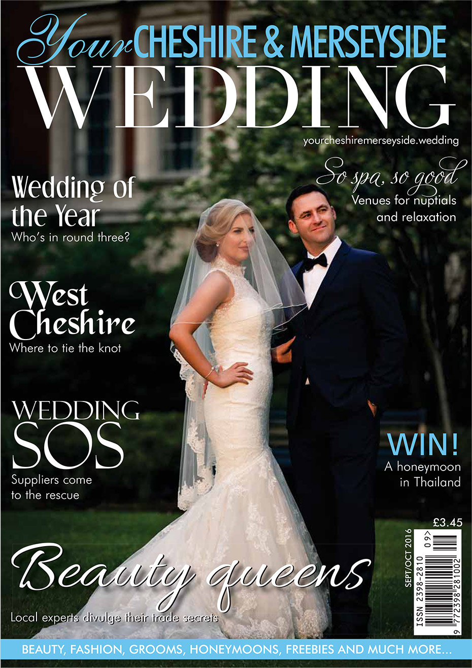 Wedding Magazine Front Cover