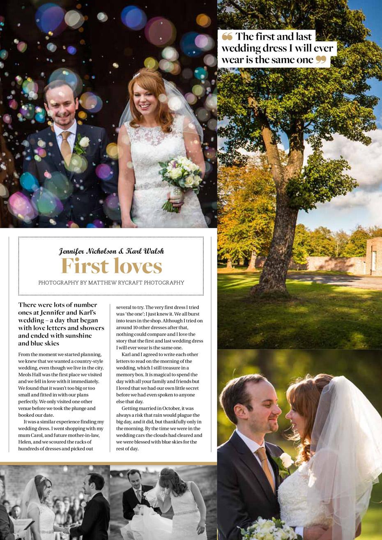 Lancashire Bride Magazine 2016