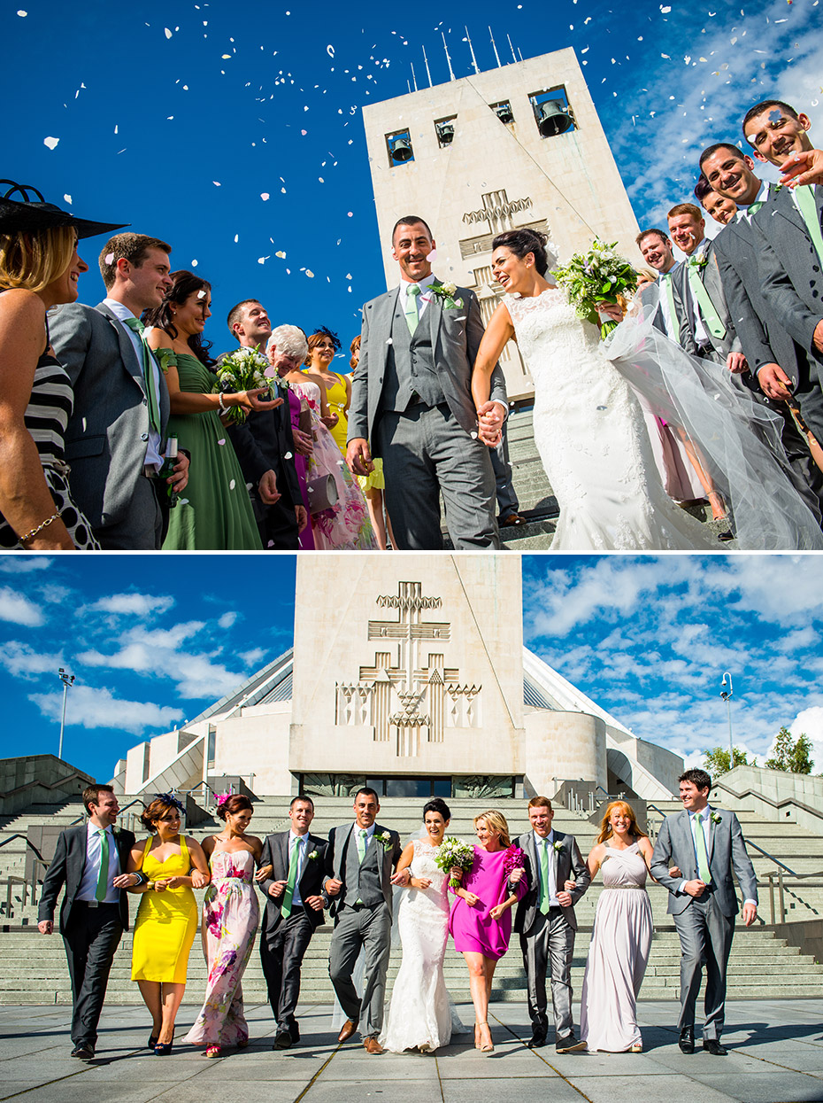 Liverpool Cathedral Weddings