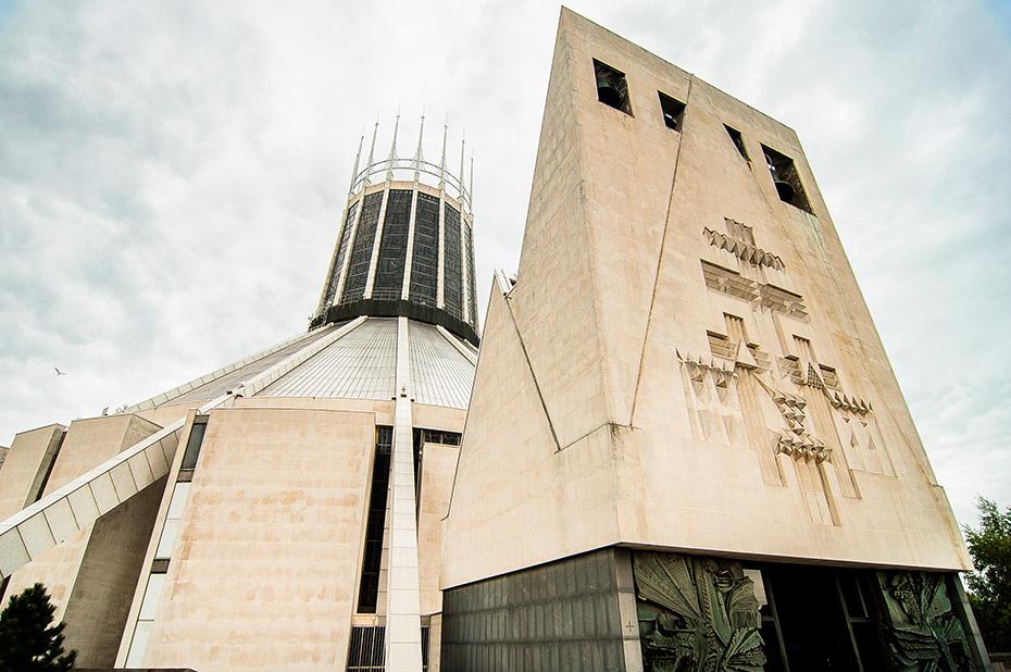 Liverpool Metropolitan Cathedral Amp Crypt Matthew Rycraft
