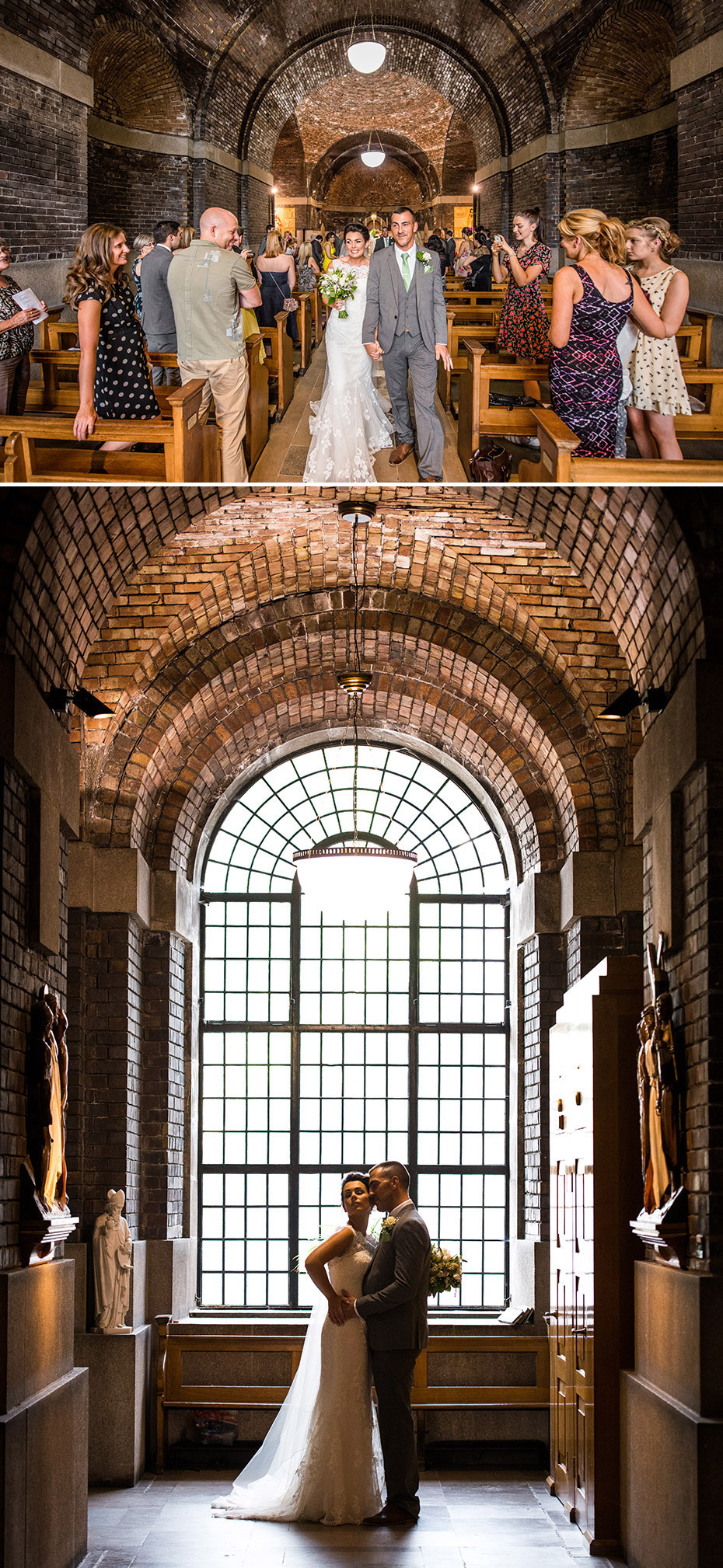 Liverpool Metropolitan Cathedral Crypt Weddings