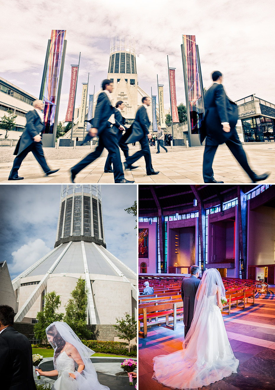 Liverpool Metropolitan Cathedral Weddings