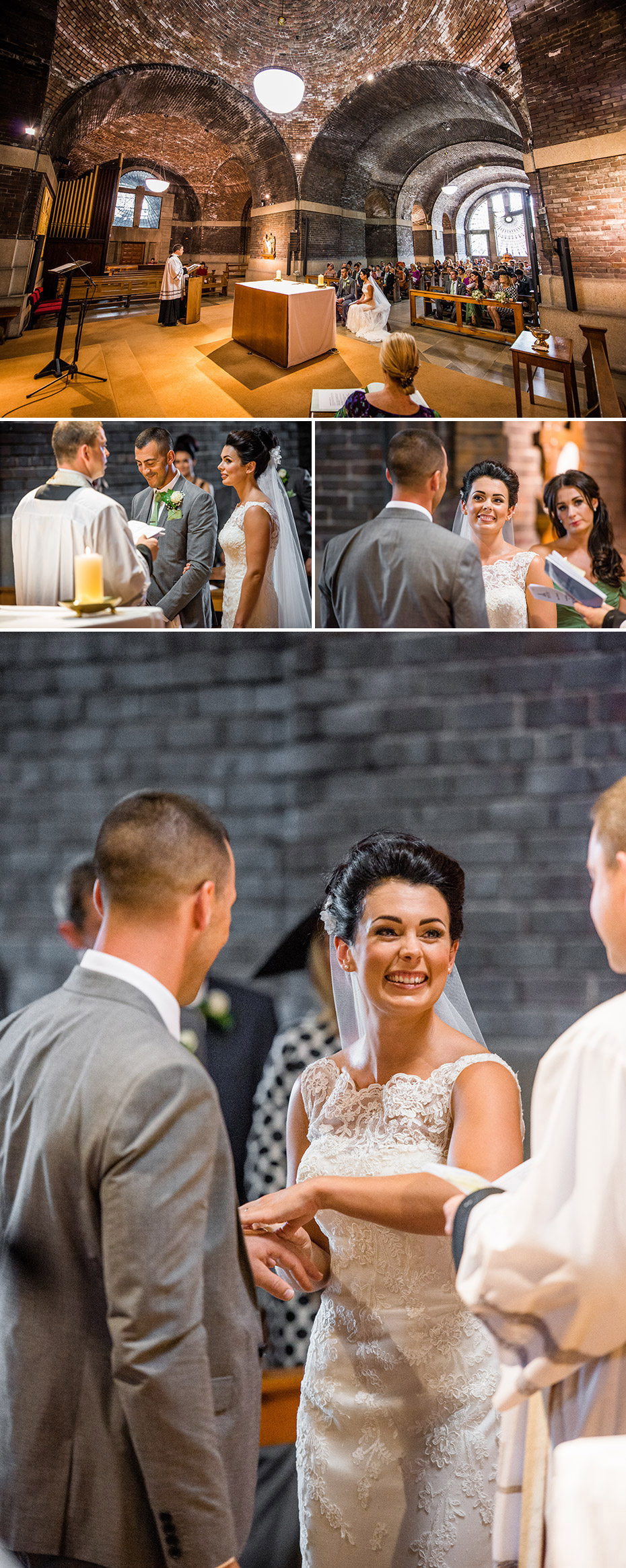 Liverpool Met Cathedral Wedding Photography