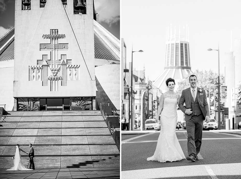 Liverpool Met Cathedral Wedding Photographer