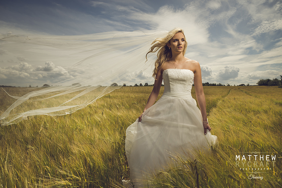 Matthew Rycraft Wedding Photography Training