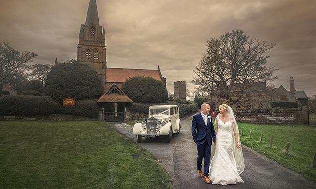 Magnolia Wedding Cars