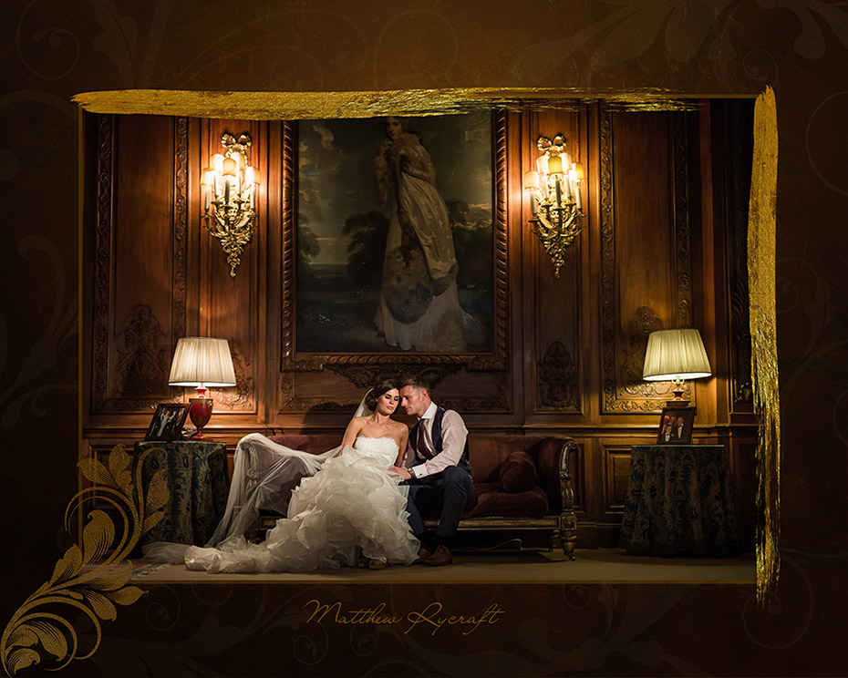 Wall Art Wedding Photographer