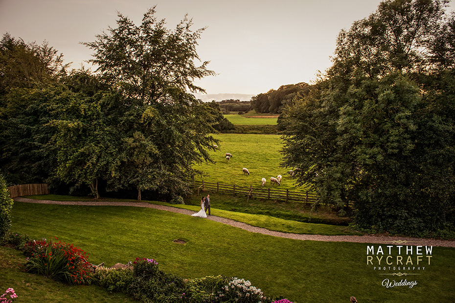 Mitton Hall Wedding Photography