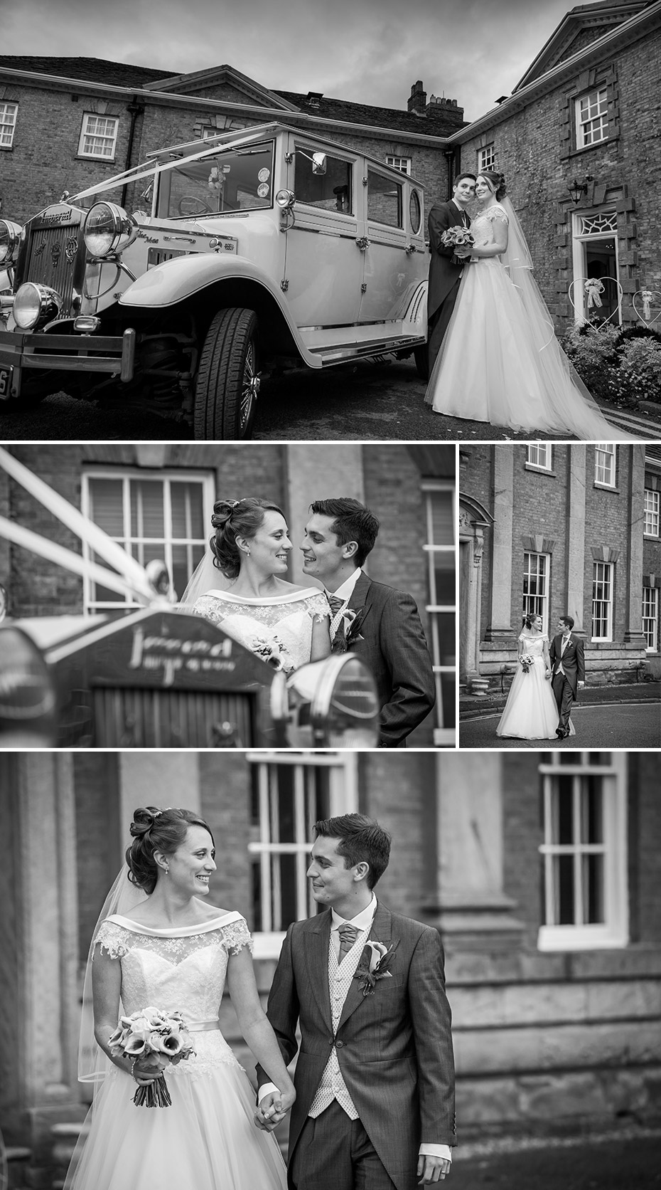 Mottram Hall Weddings in Cheshire
