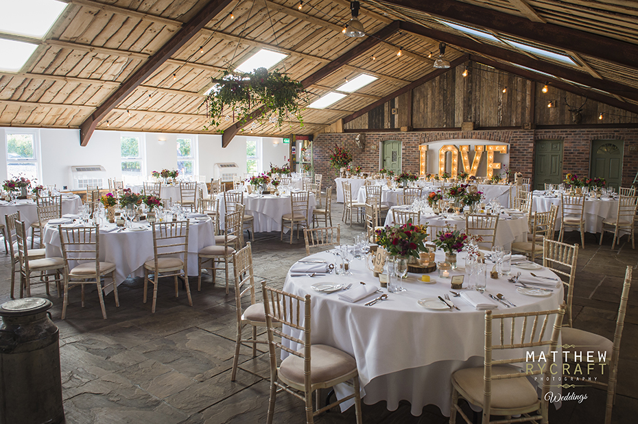 Owen House Barn Wedding
