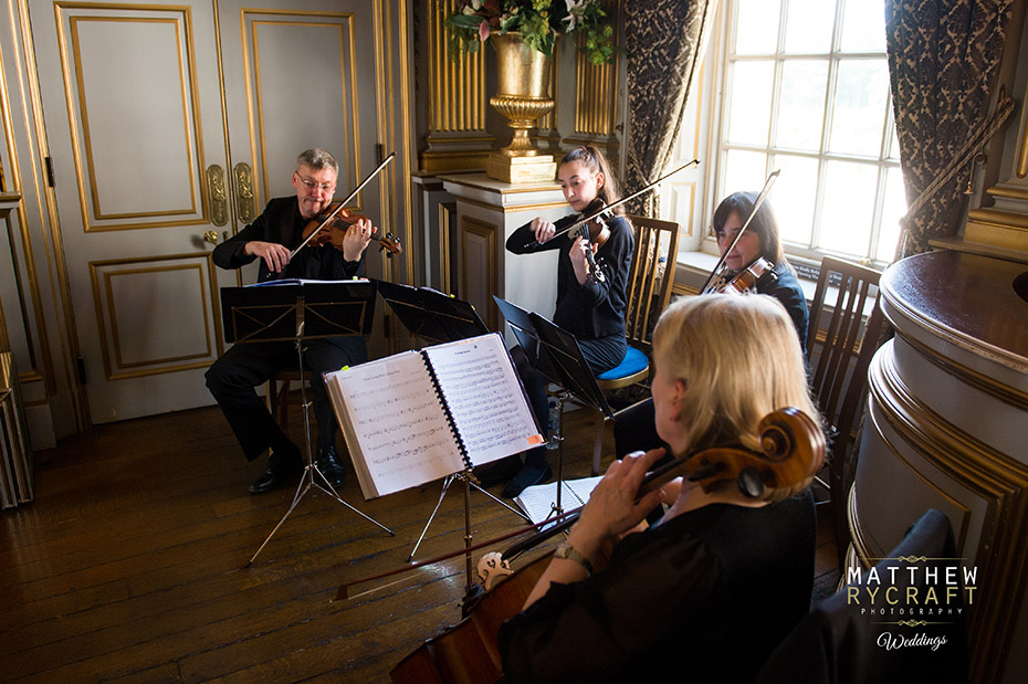 Professional String Quartet Liverpool