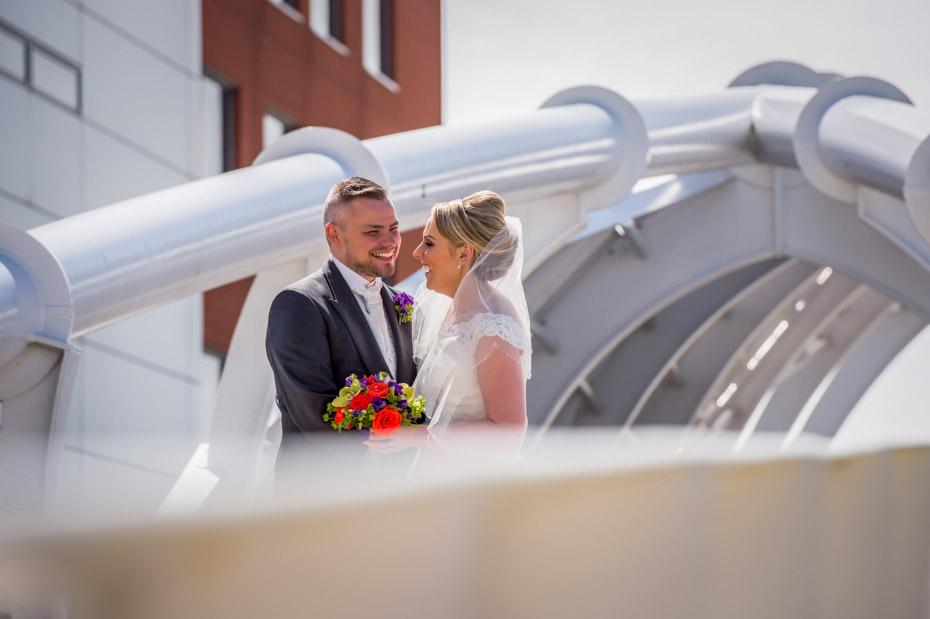 Bridge Wedding Photography