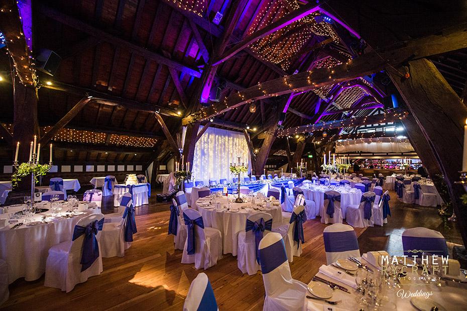Rivington Hall Lancashire Wedding Venue