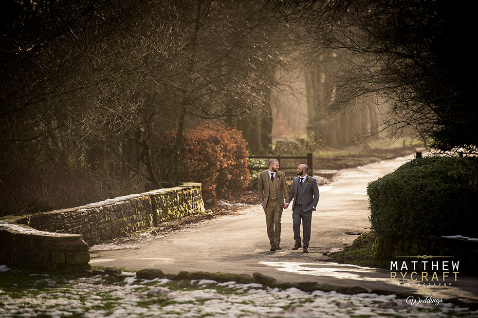 Rivington Hall Wedding Photography