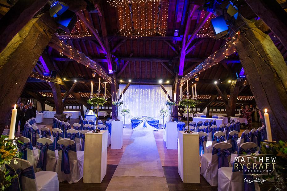 Rivington Hall Wedding