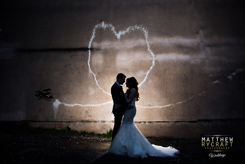 Banksy Liverpool Wedding