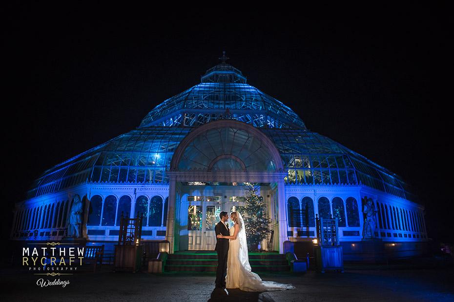 Sefton Palm House Weddings