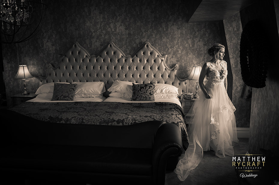 Bridal Photoshoot at Shankly Liverpool