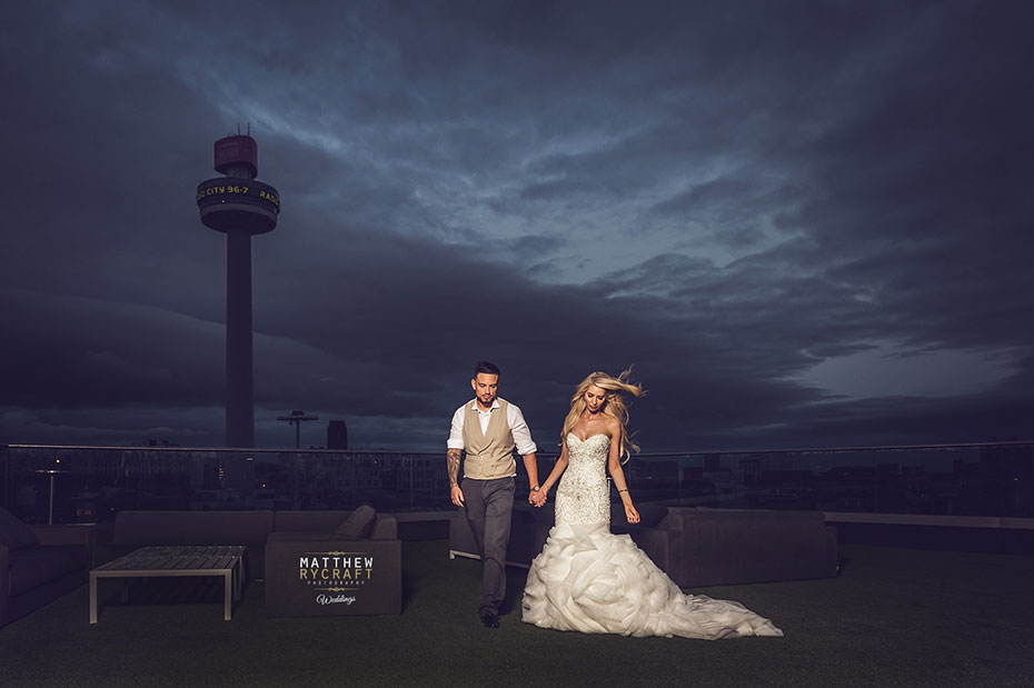 Shankly Hotel Liverpool Wedding
