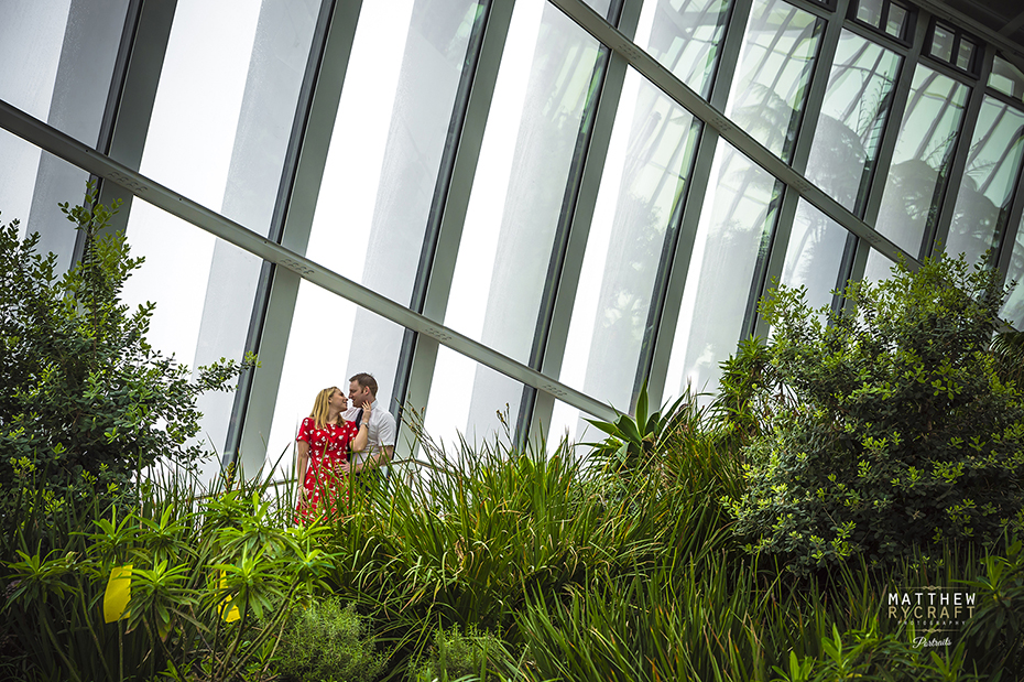 Sky Garden Pre-Wedding Shoot