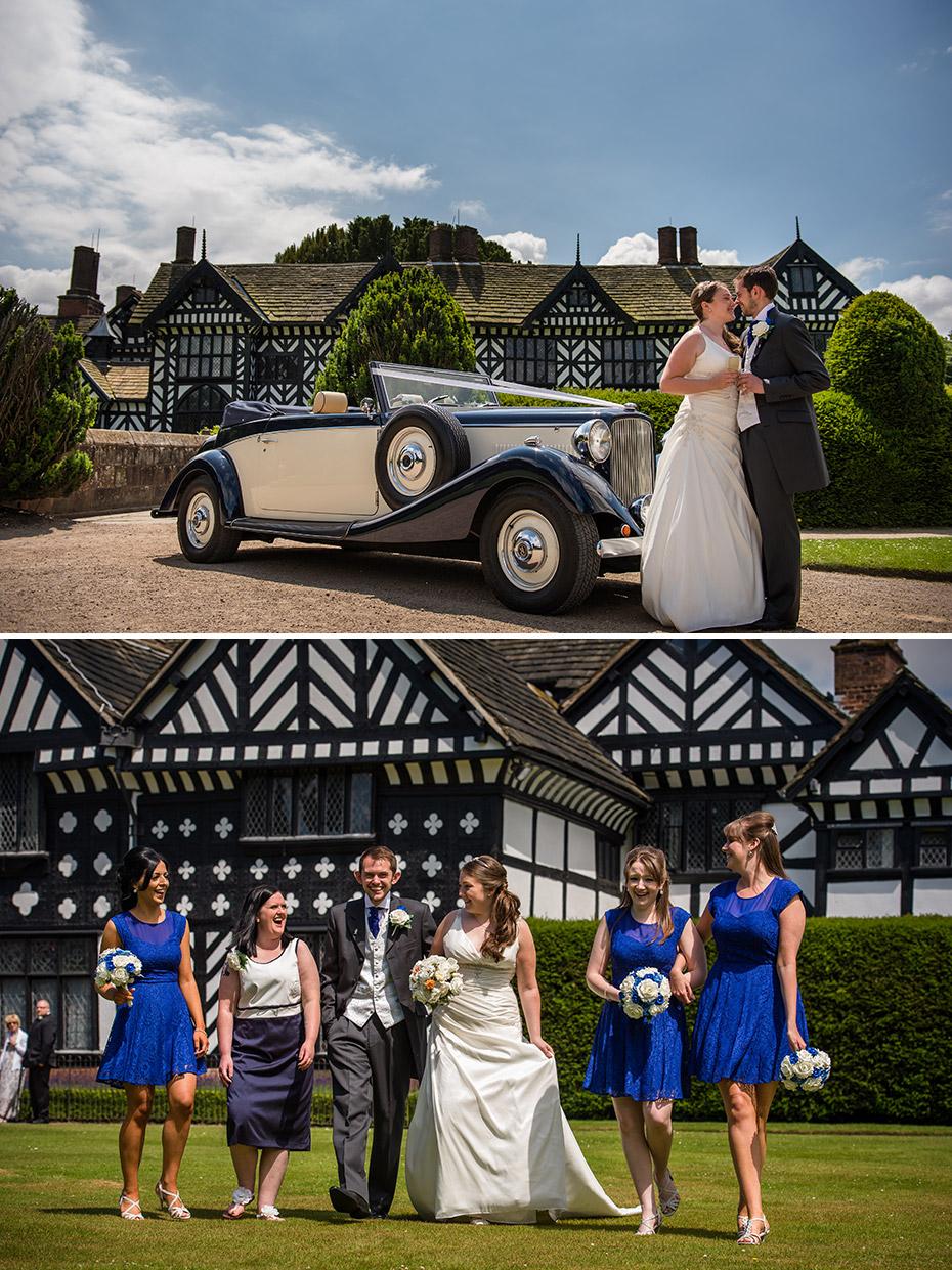 Speke Hall Wedding Photography