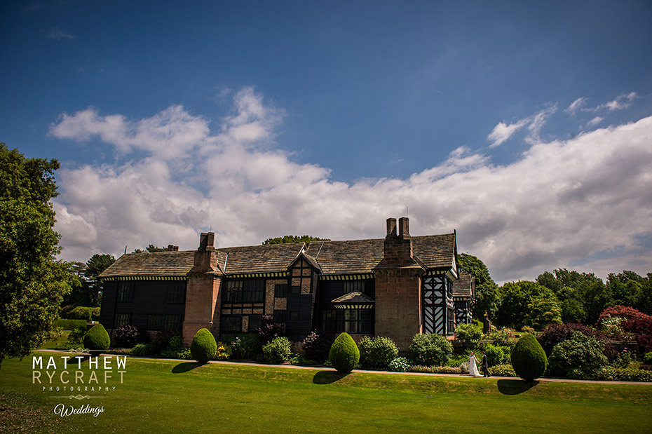 Speke Hall Wedding