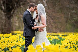 Spring Themed Weddings