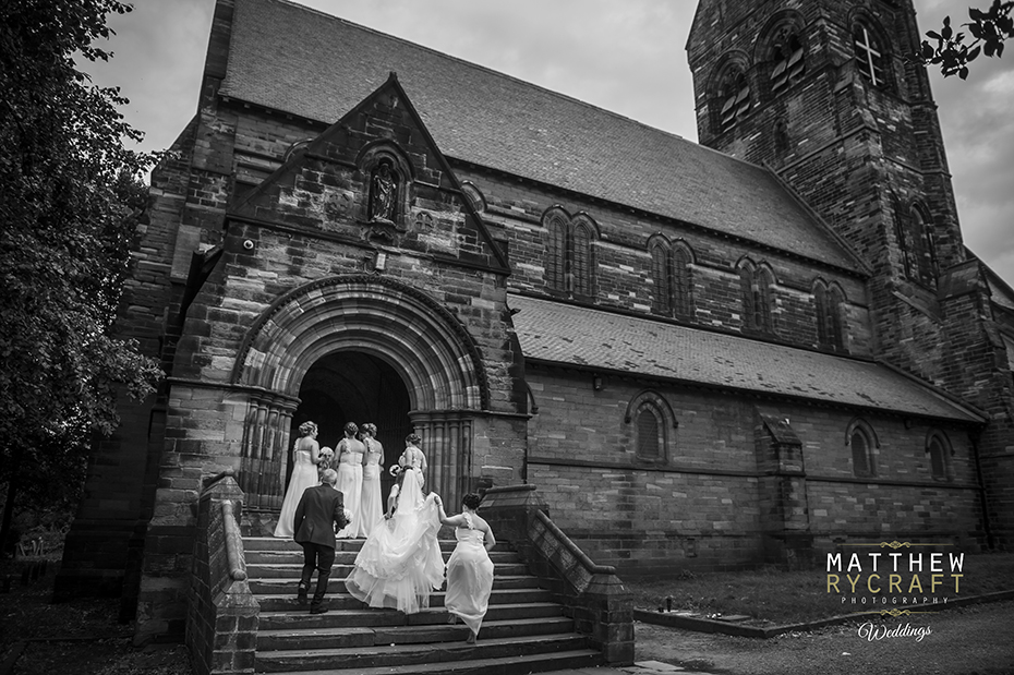 St Chads Church Kirkby Liverpool