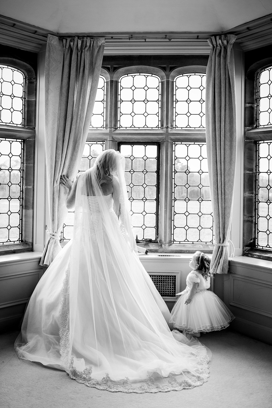 Thornton Manor Weddingm Photographer