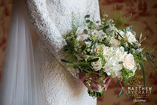 Flowers for your Wedding Venue