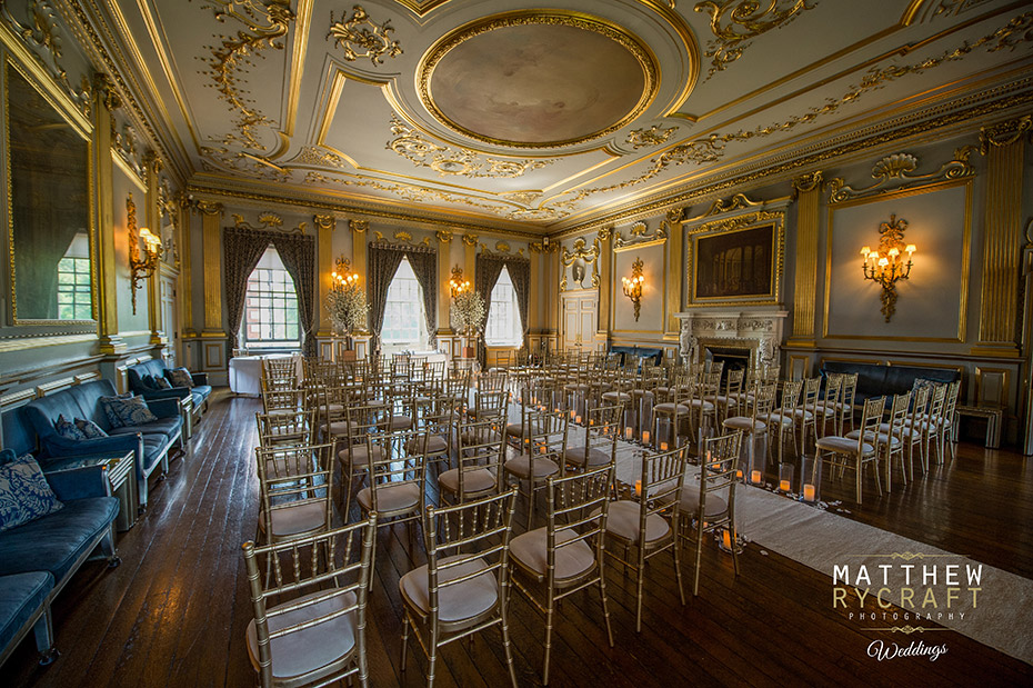 Weddings at Knowsley Hall