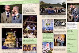 We Won Wedding of the Year 2015 with YMWM