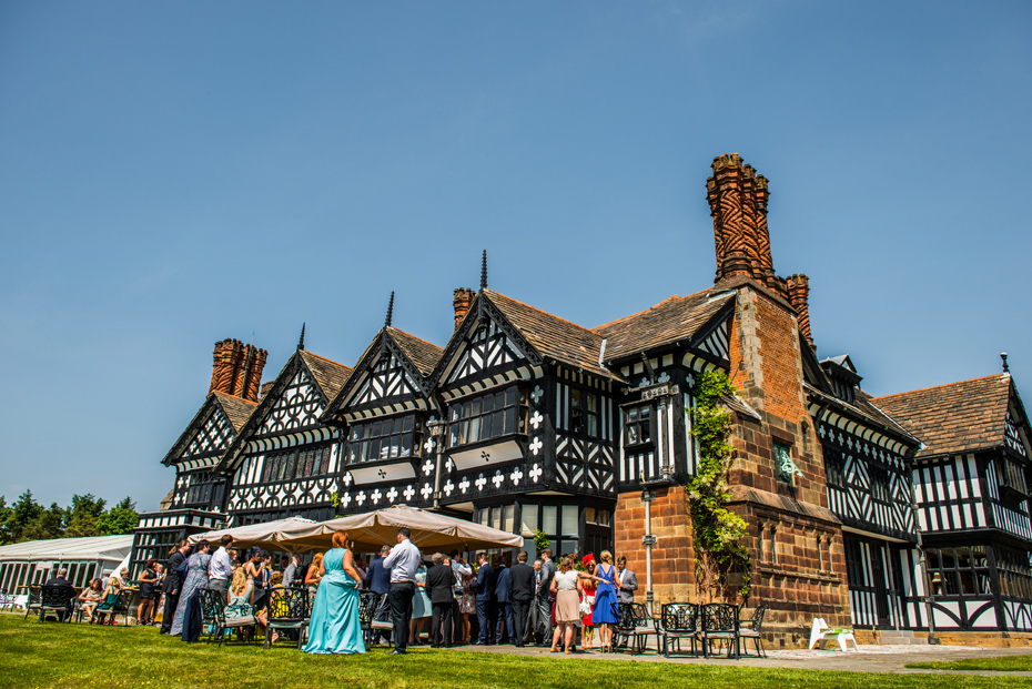 Hillbark Hotel, Cheshire - Matthew Rycraft Photography