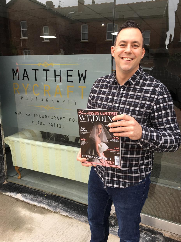 Wedding Magazine Front Cover