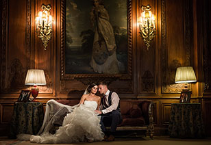 Michelle and Ian Knowsley Hall