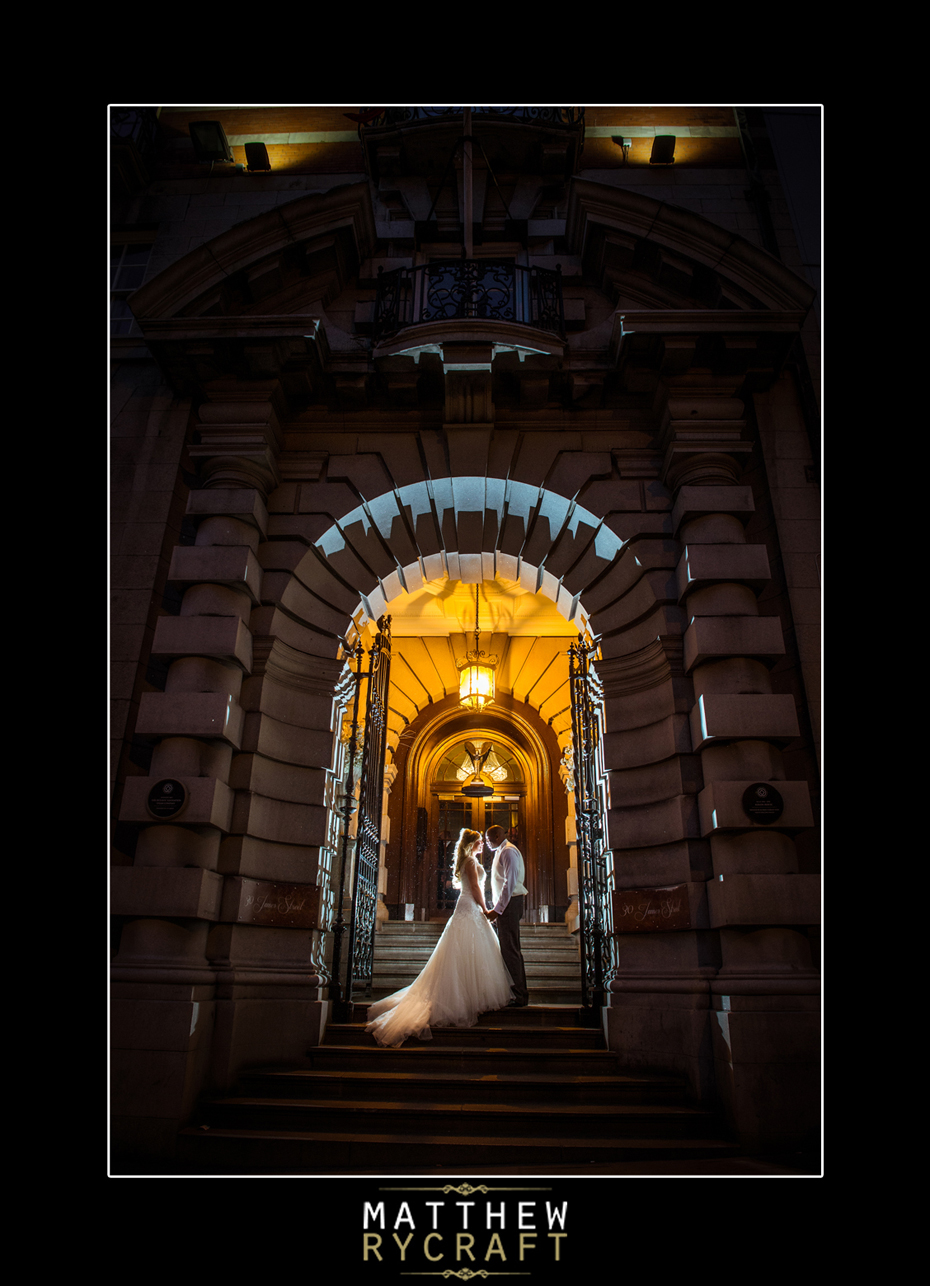 30 James Street Wedding Photography