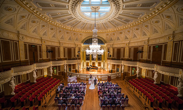 St Georges Hall Weddings