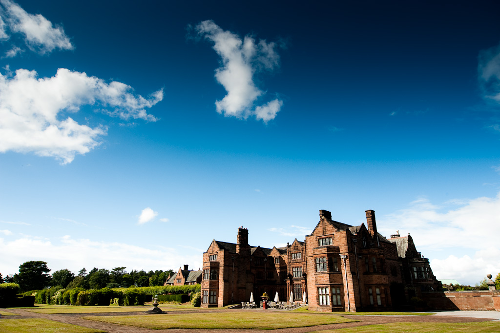Thornton Manor, Cheshire - Matthew Rycraft Photography