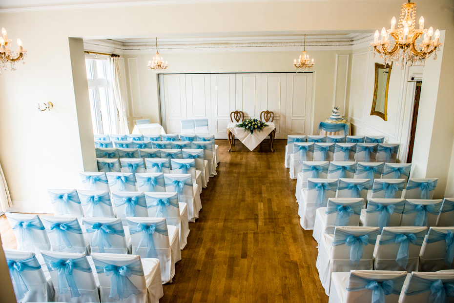 Wedding venue West Tower SouthPort