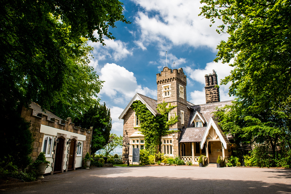 West Tower - Southport Wedding venue